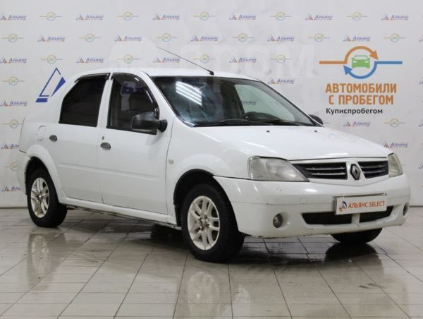 Renault Logan, 2006 год, 108 000 руб.