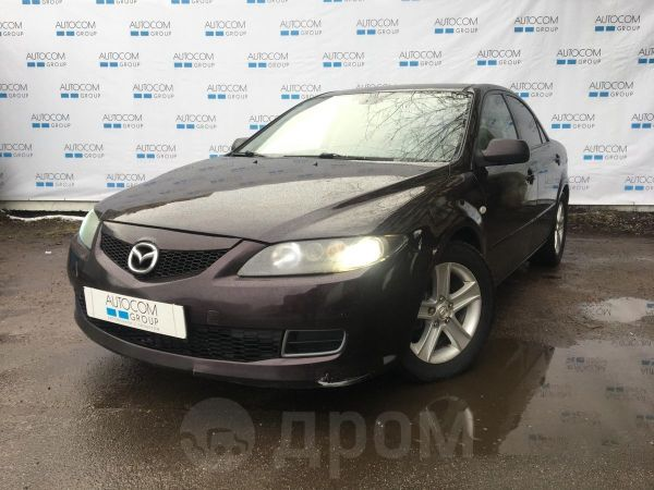 Mazda Mazda6, 2006 год, 249 600 руб.