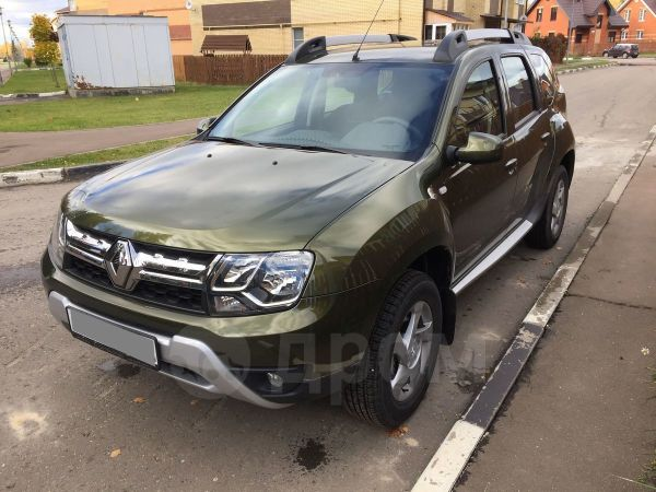 Renault Duster, 2017 год, 740 000 руб.