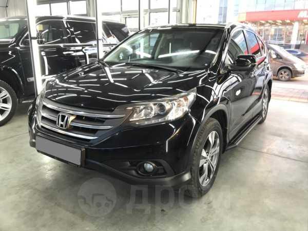 Honda CR-V, 2014 год, 1 300 000 руб.