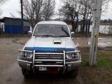 Новотитаровская Pajero 1996