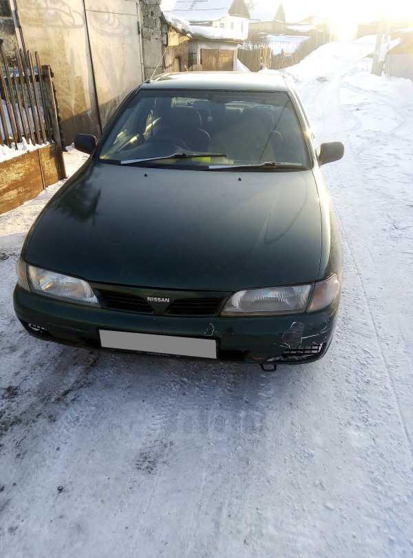 Nissan Pulsar, 1995 год, 75 000 руб.