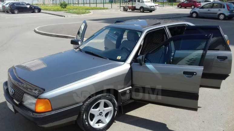 Audi 100, 1988 год, 190 000 руб.