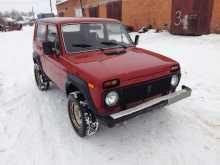 Лукоянов 4x4 2121 Нива 1997