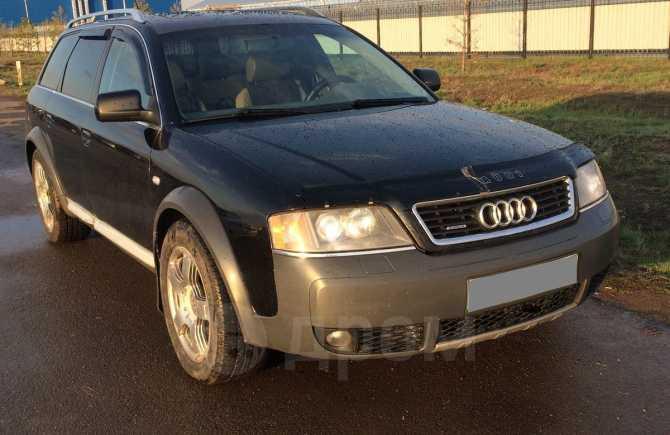 Audi A6 allroad quattro, 2002 год, 220 000 руб.