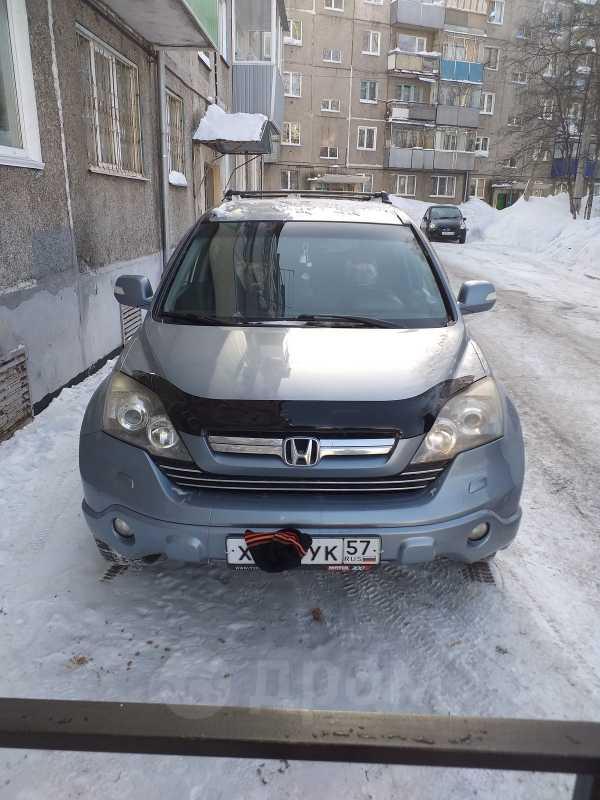 Honda CR-V, 2008 год, 750 000 руб.
