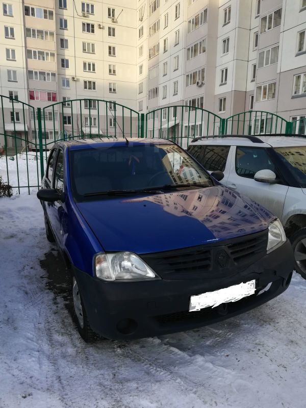 Renault Logan, 2006 год, 155 000 руб.
