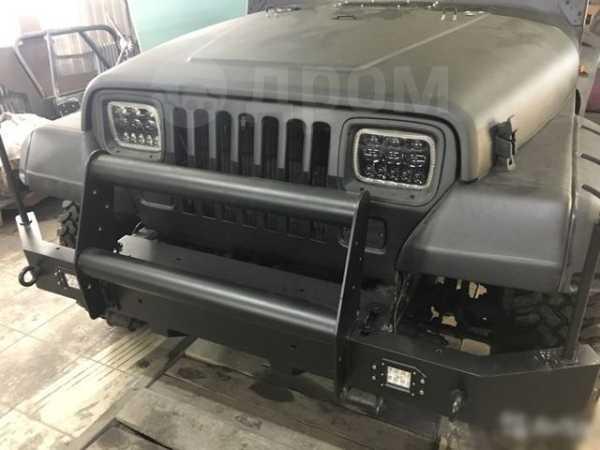 Jeep Wrangler, 1994 год, 670 000 руб.