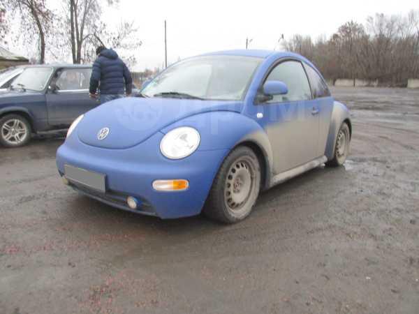 Volkswagen Beetle, 1999 год, 260 000 руб.