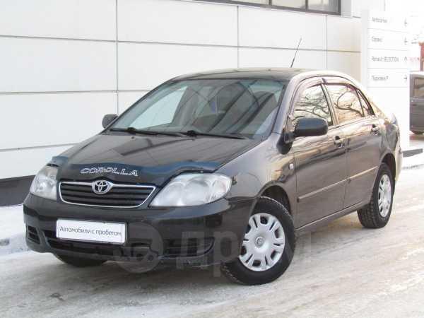 Toyota Corolla, 2006 год, 353 472 руб.