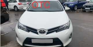 Иркутск Toyota Auris 2013