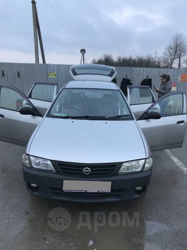 Nissan AD, 2005 год, 190 000 руб.