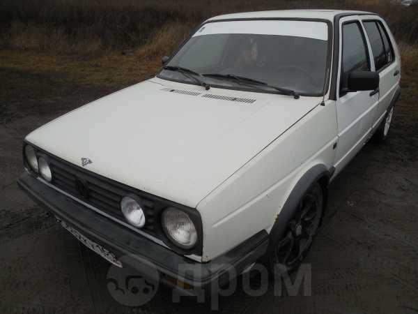 Volkswagen Golf, 1991 год, 55 000 руб.