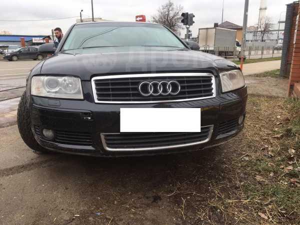 Audi A8, 2003 год, 349 000 руб.