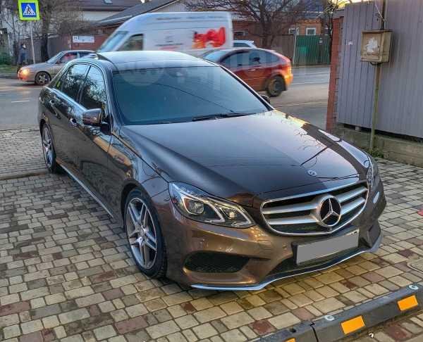 Mercedes-Benz E-Class, 2015 год, 1 850 000 руб.