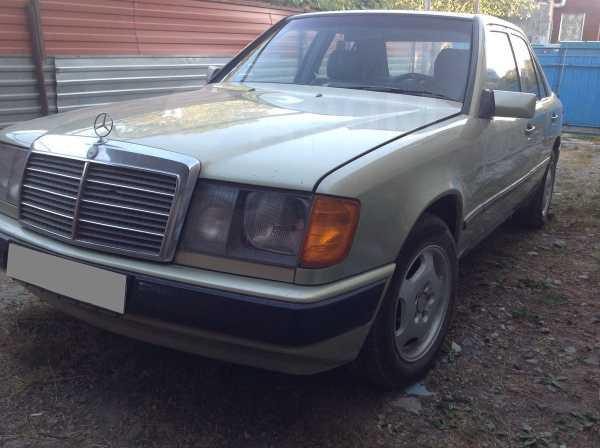 Mercedes-Benz E-Class, 1986 год, 115 000 руб.