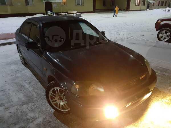 Honda Civic Ferio, 1995 год, 195 000 руб.