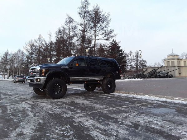 Ford Excursion, 2005 год, 2 500 000 руб.