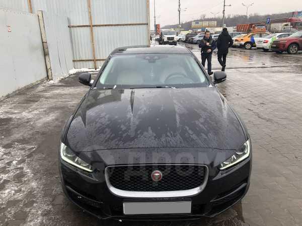 Jaguar XE, 2015 год, 1 190 000 руб.