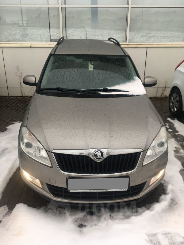 Skoda Roomster, 2014 год, 550 000 руб.