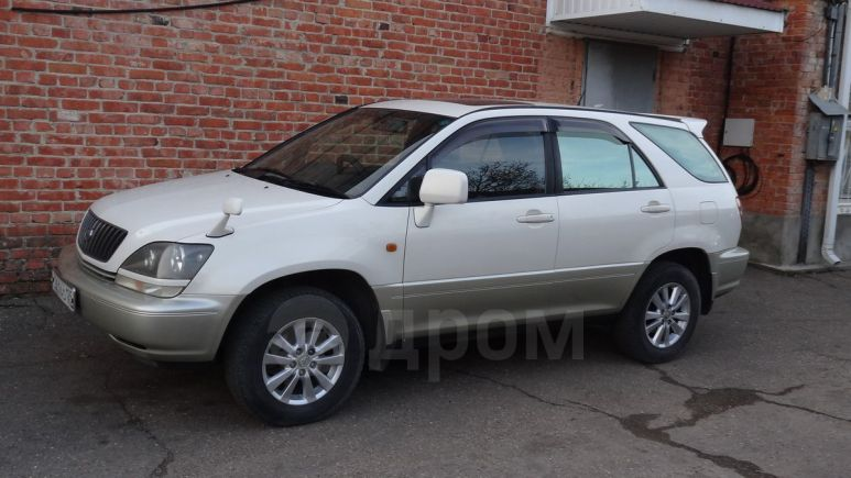 Toyota Harrier, 2000 год, 450 000 руб.