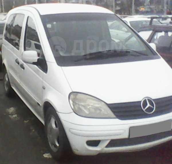 Mercedes-Benz Vaneo, 2002 год, 495 000 руб.