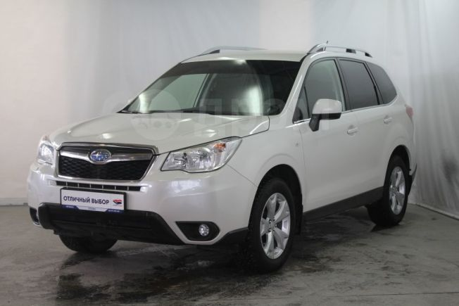 Subaru Forester, 2014 год, 1 059 000 руб.