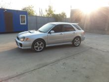 Краснодар Impreza WRX 2001