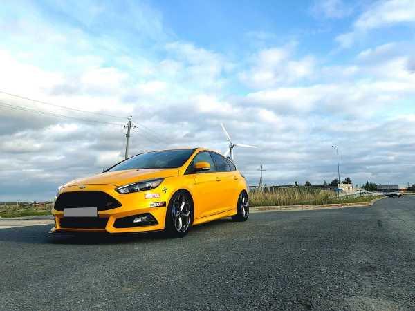 Ford Focus ST, 2012 год, 1 200 000 руб.