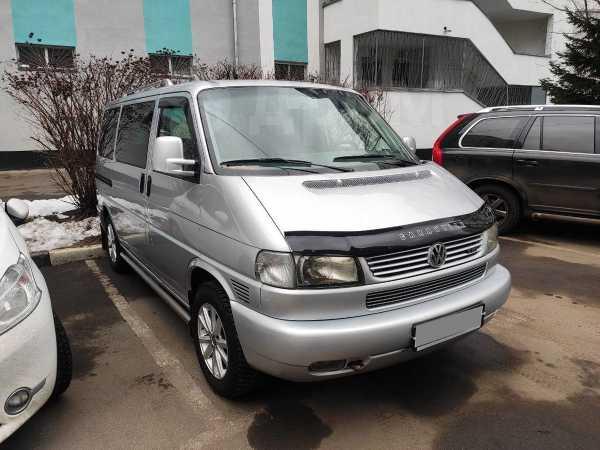Volkswagen Multivan, 2003 год, 850 000 руб.