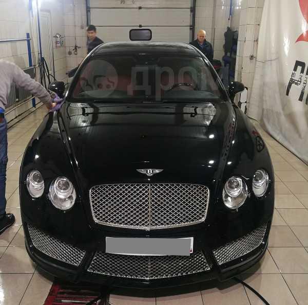 Bentley Continental, 2007 год, 1 580 000 руб.