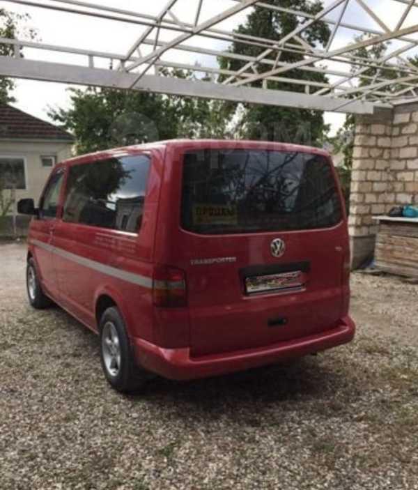 Volkswagen Transporter, 2006 год, 620 000 руб.