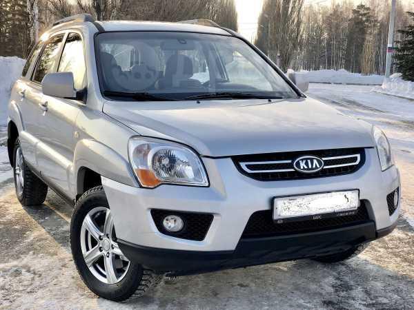 Kia Sportage, 2009 год, 585 000 руб.