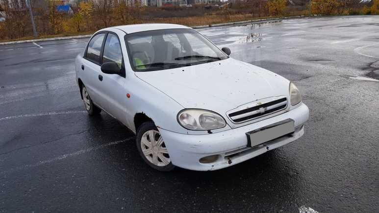 Chevrolet Lanos, 2008 год, 57 000 руб.