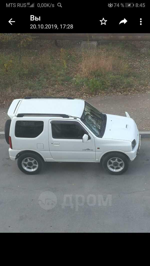 Suzuki Jimny, 2005 год, 370 000 руб.