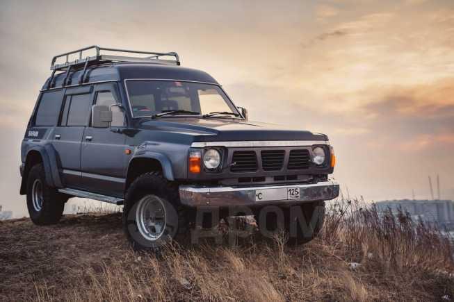 Nissan Safari, 1987 год, 870 000 руб.