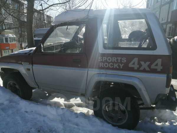 Daihatsu Rocky, 1991 год, 110 000 руб.