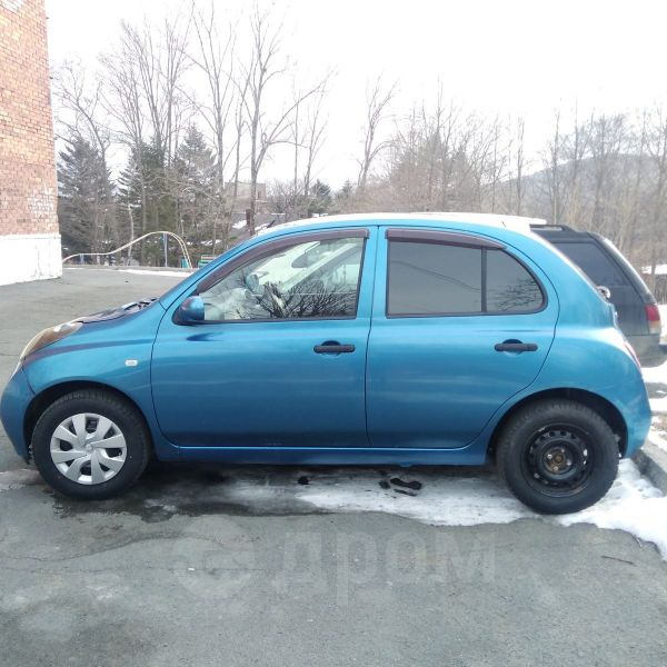 Nissan March, 2004 год, 210 000 руб.