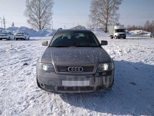 Audi A6 allroad quattro, 2002 год, 360 000 руб.