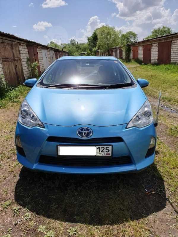 Toyota Aqua, 2014 год, 700 000 руб.