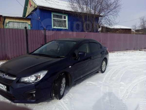 Subaru Impreza, 2012 год, 740 000 руб.