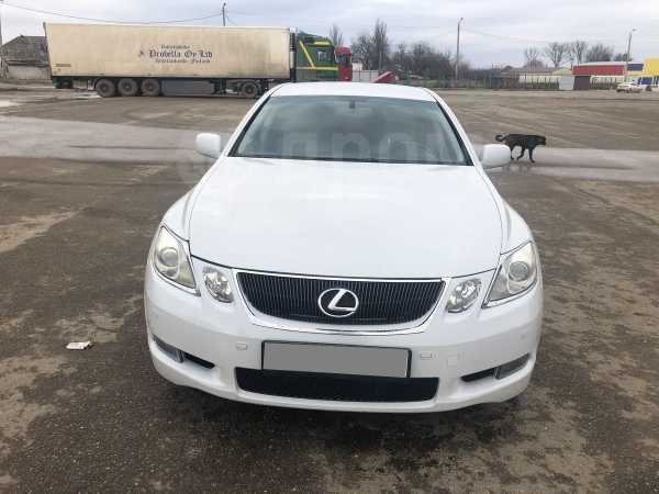 Lexus GS450h, 2007 год, 600 000 руб.