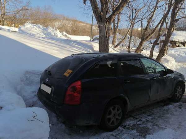 Nissan Primera, 2002 год, 135 000 руб.