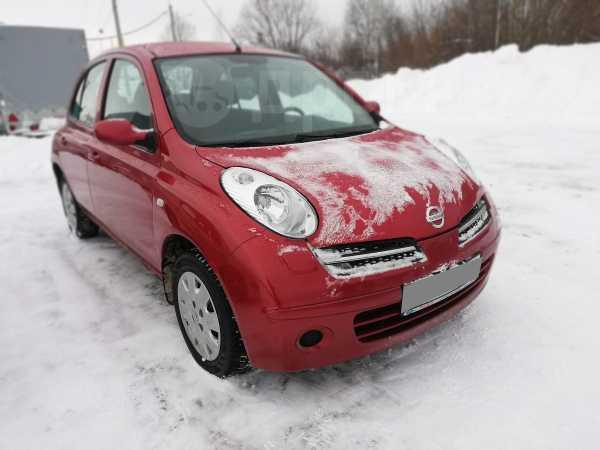 Nissan Micra, 2006 год, 262 000 руб.