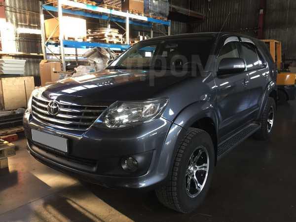 Toyota Fortuner, 2013 год, 1 450 000 руб.