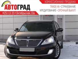 Красноярск Hyundai Equus 2014