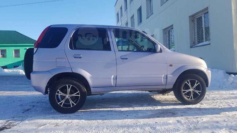 Daihatsu Terios, 2004 год, 375 000 руб.