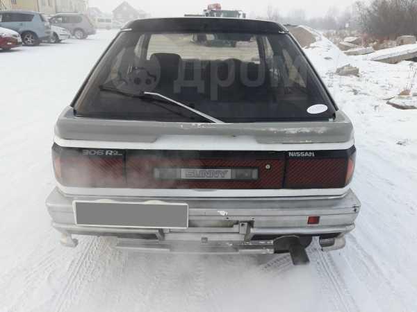 Nissan Sunny, 1986 год, 65 000 руб.