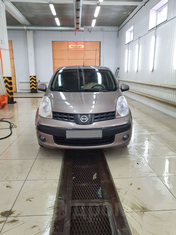 Nissan Note, 2007 год, 330 000 руб.