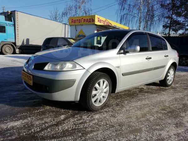 Renault Megane, 2008 год, 255 000 руб.